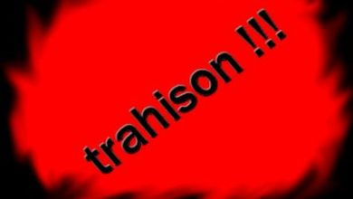 Photo of La Trahison